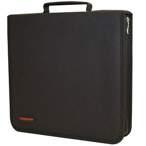 TekNmotion 208 Disc Case / Organizer - Black