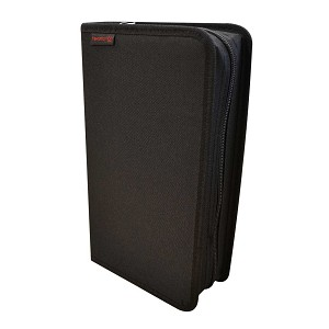 TekNmotion 96 Disc Wallet - Black