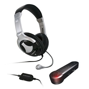 TekNmotion Yapster Blaster Amplified Headset (Black)
