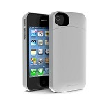 Annex Holda Case for iPhone 4/4S - White