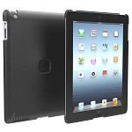 Annex Quad Lock Case - iPad 2/3 - Black