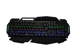 TekNmotion Nibiru MCK2 Mechanical Backlit LED Keyboard