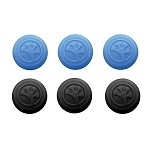 Grip-iT Analog Stick Covers for Xbox 360, Xbox One, PS3 and PS4, 6 Pack