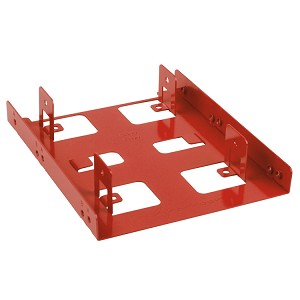 Sharkoon 3.5 Bay Extension (RED)