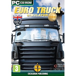 Euro Truck Simulator Gold for PC