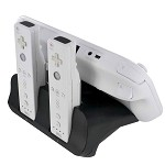 Tosa Triple Charger for Nintendo Wii U Controllers